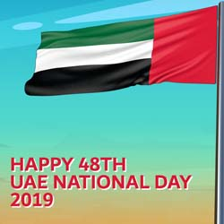 UAE National Day Free Social Media Post