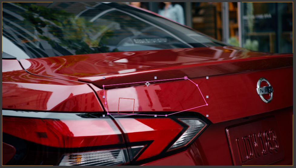nissan compositing video