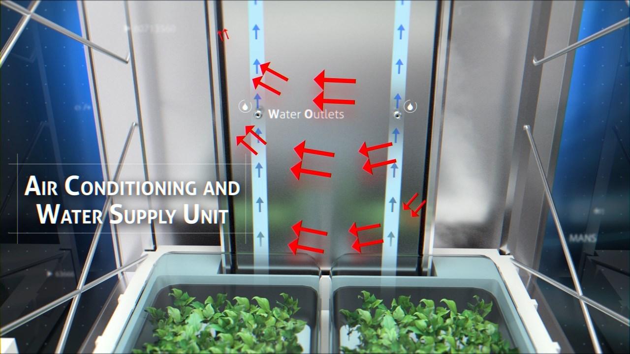 food refrigerator dubai